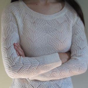 NWT Loft Cream Sweater